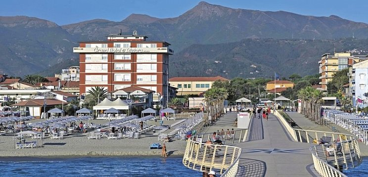 Grand Hotel Riviera Lido Di Camaiore Gunstig Buchen Its