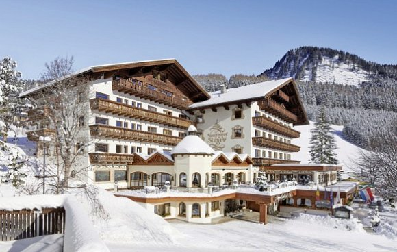 Hotel Kaiserhof St Sebastian Berwang