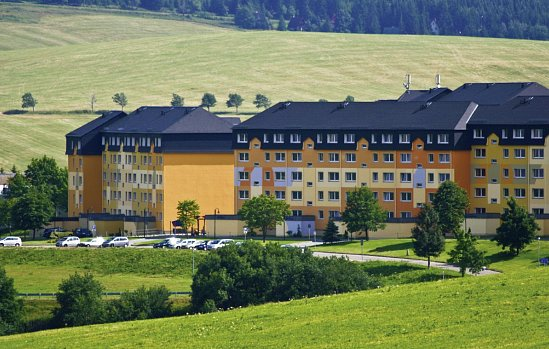 Elldus Resort- Familotel Erzgebirge
