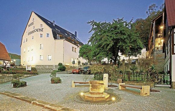 Hotel Bad Schandau Appartement