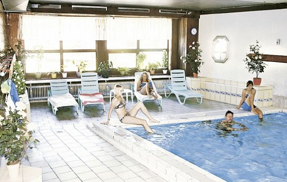 Deutschland Bayerischer Wald Hotel Waldspitze