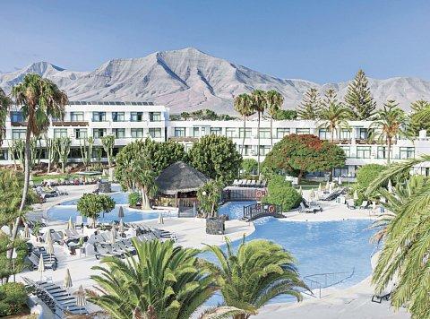 Hotel H10 Lanzarote Princess Playa Blanca Gunstig Buchen Its