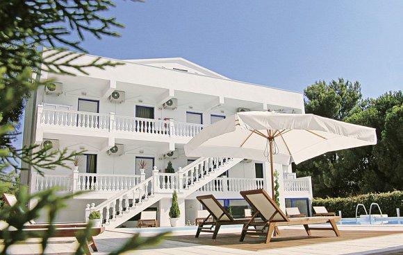Hotel Artemis Thassos Bewertung
