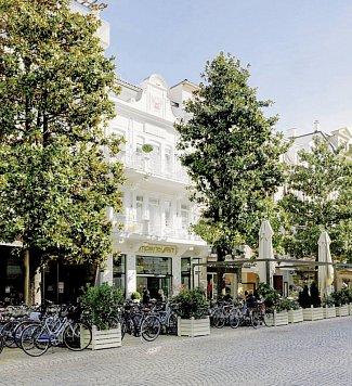 Boutique Design Hotel Imperialart Meran Günstig Buchen Its
