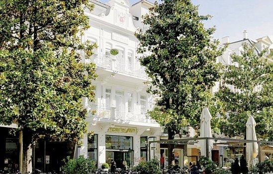 Meran urlaub g nstig buchen its for Meran boutique hotel