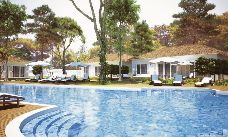 Nirvana Lagoon Villas Suites U0026 Spa