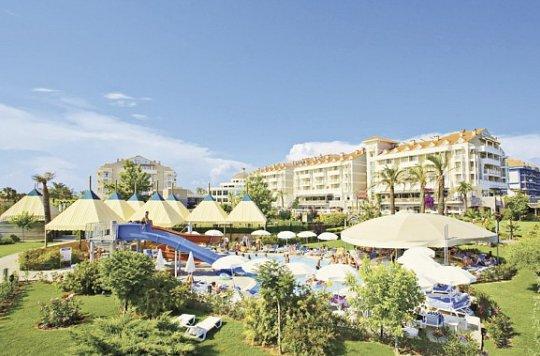 Trendy hotels aspendos beach g ndogdu g nstig buchenits for Trendy hotel