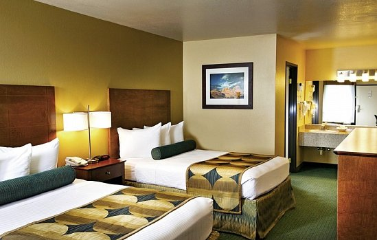 Best Western Gardens Hotel at Joshua Tree Nationalpark