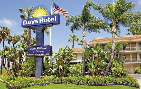 Days Inn San Diego Hotel Circle
