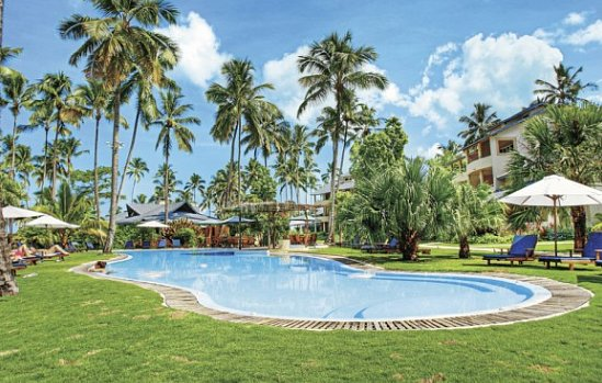 Alisei Beachfront Hotel & Spa