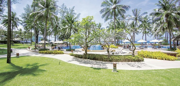 Kata Thani Phuket Beach Resort