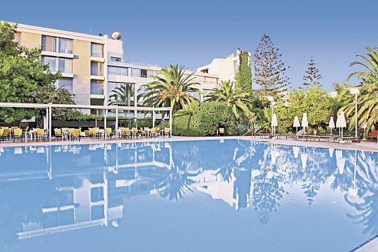 Hotel Caravia Beach Marmari Bewertung
