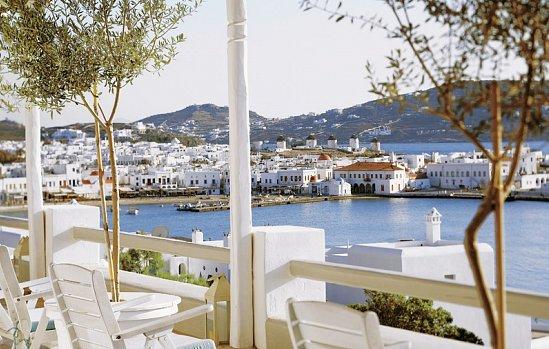 Mykonos stadt urlaub g nstig buchen its for Design hotel pauschalreise