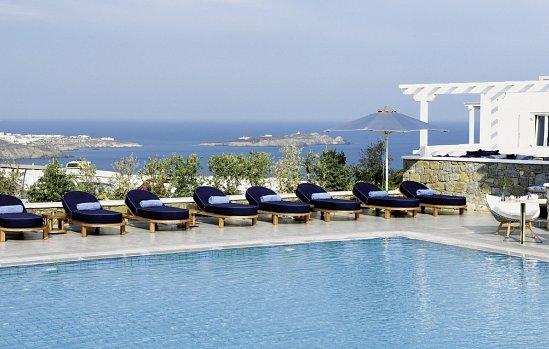 Mykonos stadt urlaub g nstig buchen its for Design hotels griechenland