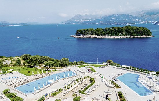 Grandhotel Villa Park Dubrovnik Gunstig Buchen Its