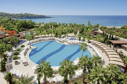 Saphir Resort Spa Alanya Gunstig Buchen Its