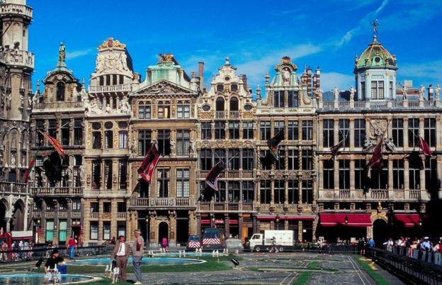 Star Hotels In Antwerp Belgium