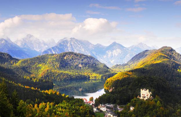 Hotels alpen alpenvorland g nstig buchen its for Designhotels in den alpen