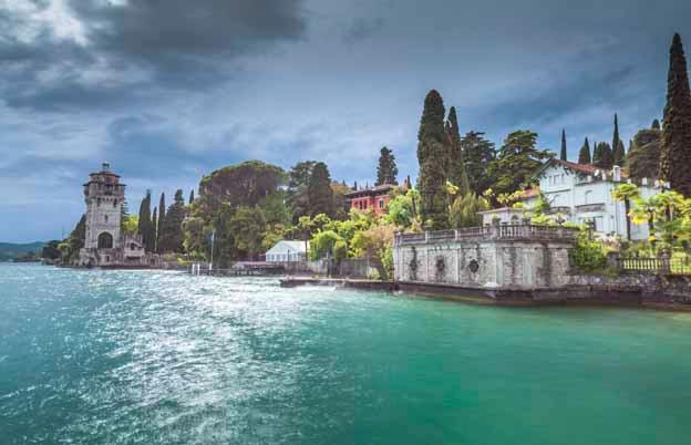 Hotels riva del garda g nstig buchen its - Hotel giardino riva del garda ...
